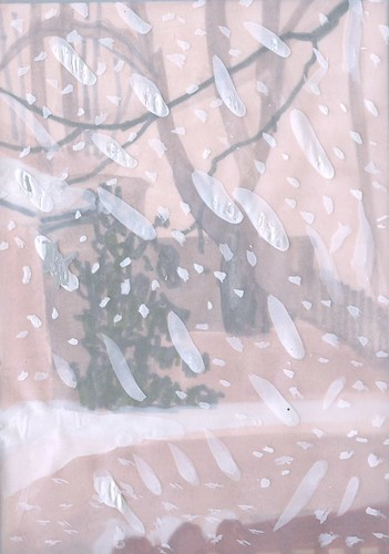 snow storm by Bricoleur's Daughter