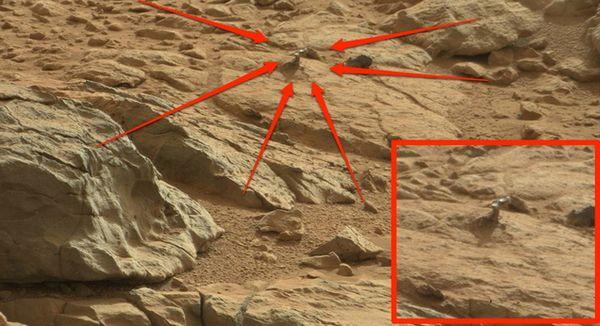 Марсоход Curiosity новости