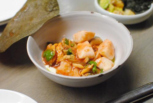 seafood 'salsa'