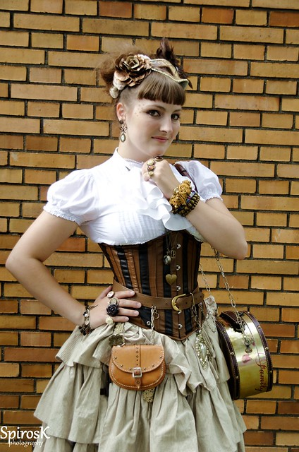 Steampunk Lolita, AnimagiC 2012
