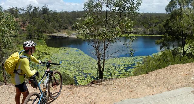 Quarry Lake - Daisy Hill
