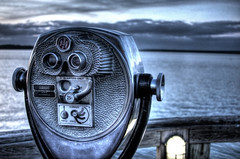 Coin Binocular