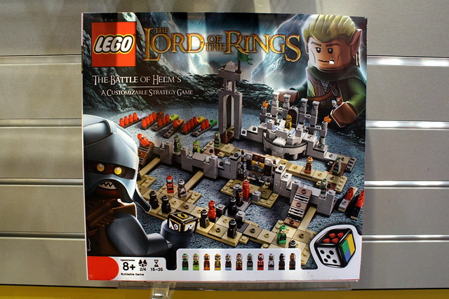 50011 LotR The Battle of Helm's Deep