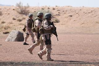 U.S Customs & Border Protection BORTAC Training