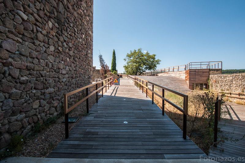 El Castillo de San Martín del Castañar