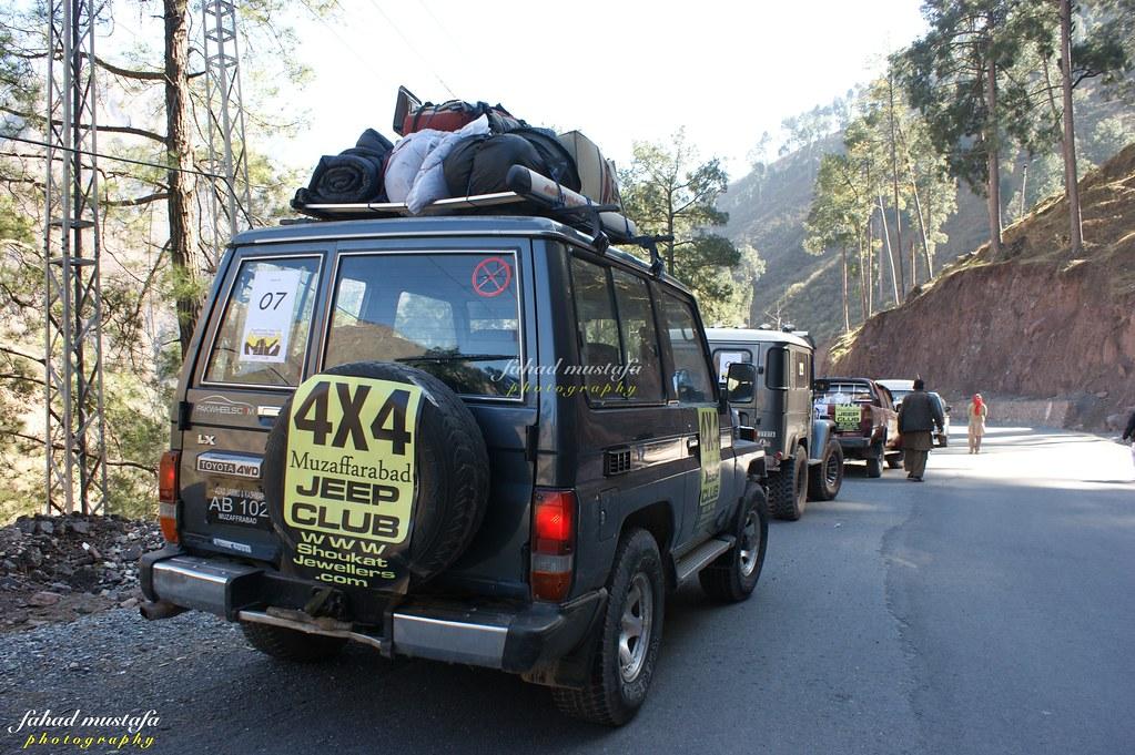 Muzaffarabad Jeep Club Neelum Snow Cross - 8469364278 7347ba22c0 b