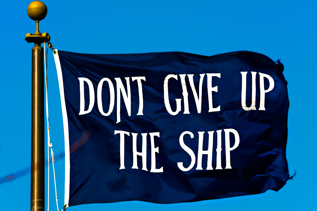 DONT-GIVE-UP-THE-SHIP--Burlington