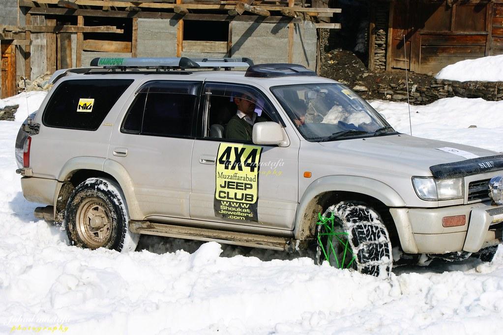 Muzaffarabad Jeep Club Neelum Snow Cross - 8470937599 6760a39dd6 b