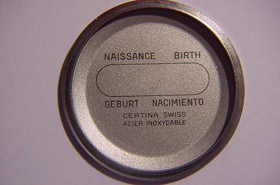 30266b85b5d Em 1965 a Certina fabricou o primeiro