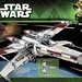 LEGO Star Wars 10240 Red Five X-wing Starfighter by Groove Bricks