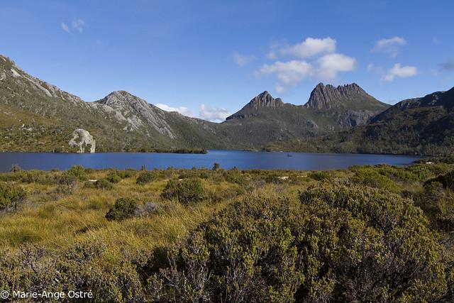 Cradle Mountain Australia  city photo : Australia, Tasmania Cradle Mountain lake / lac Cradle Mountain en ...