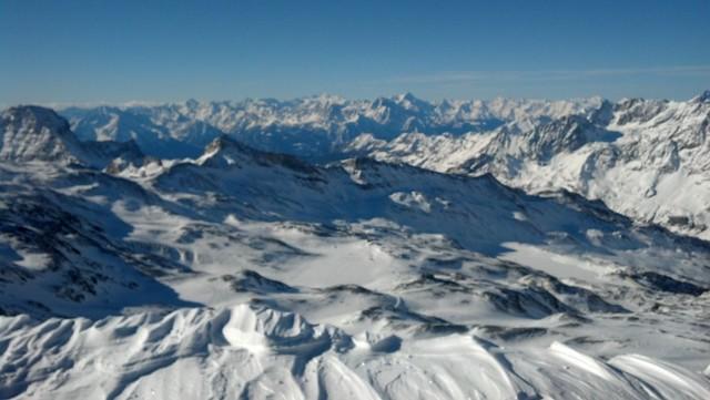 Matterhorn Glacier Paradise, Suiça