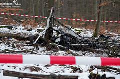Flugzeugabsturz Aulhausen 17.02.13