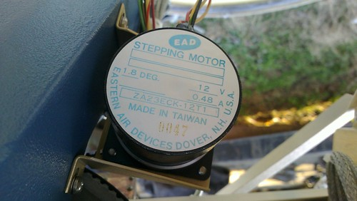 Stepper Motor EAD ZA23ECK-12T1