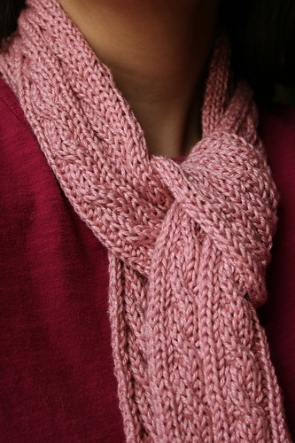 Palindrome Scarf 3