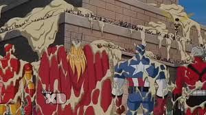 Avengers' back