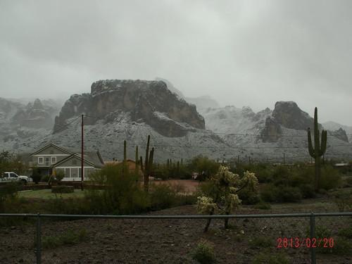 mountain snow 005
