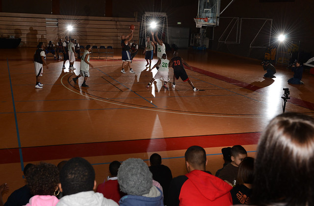 FSS takes on LRS in basketball championship