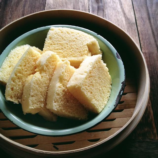 Kai Tan Koh Ji Dan Gao Steamed Sponge Cake