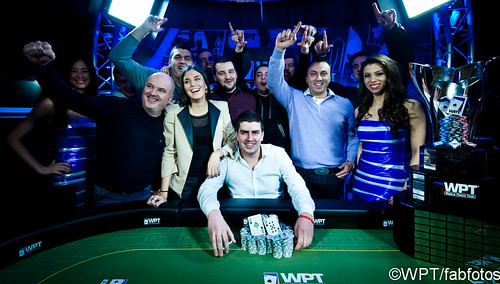 WPT Baden Winners Photo