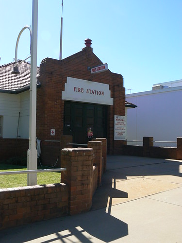 Fire Station, Leeton