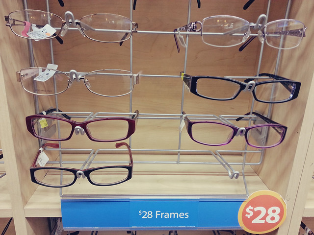 Walmart eyeglass frames coupons / Thick quality glass coupon