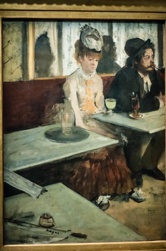 Absinthe - Degas