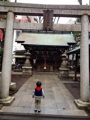 朝散歩 2013/3/1
