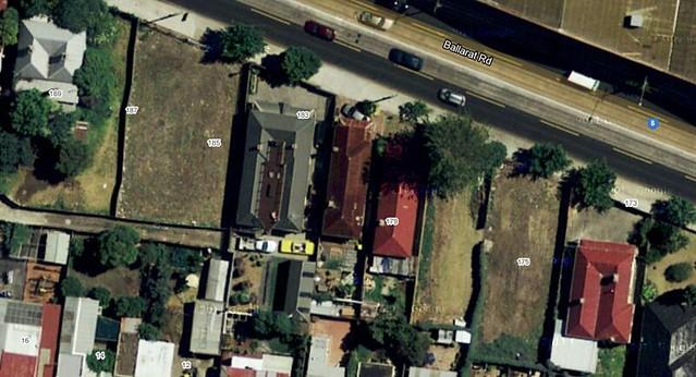 Ballarat Road, Footscray