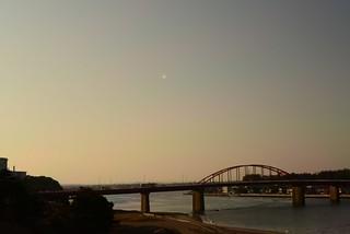 大洗・海門橋。