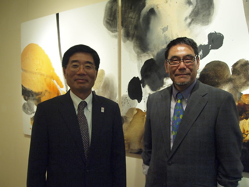 Official opening of Nikkei Fine Art at Sentosa Cove