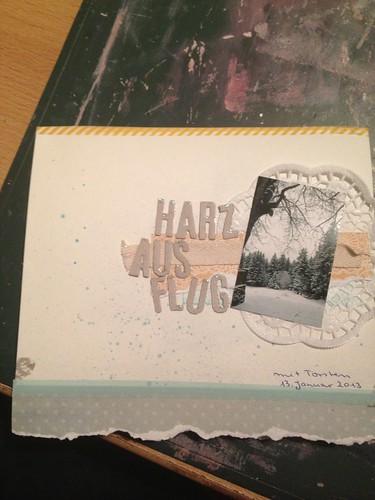 Minialbum Harzausflug by Tanni1505