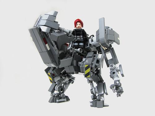 Weaver4 レゴ スター・ウォーズ AT-RT™ 75002 LEGO LEAKS レゴ ロ