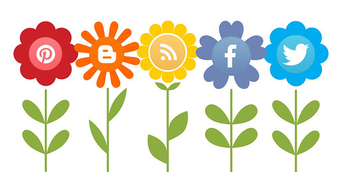 Growing Social Media - content curation