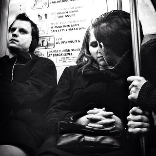 Late night on the CTA