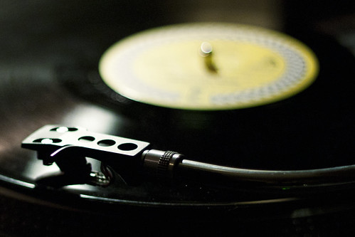 [フリー画像素材] 物・モノ, 家電機器, レコード, 音楽 ID:201303150000