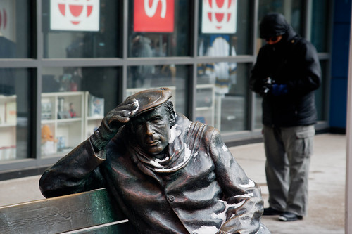 Glenn Gould Bronze
