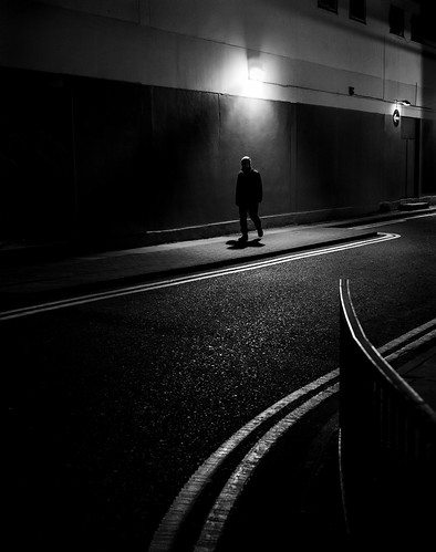 Nightlines by Rupert Vandervell