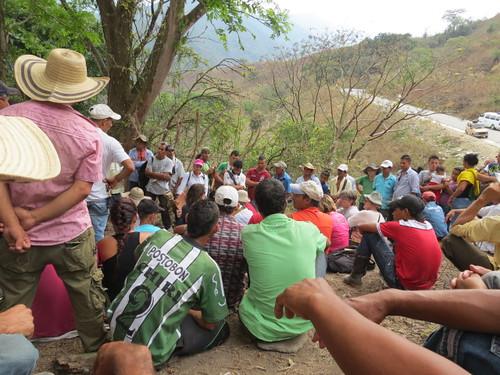 La organización comunitaria de los afectados por hidroituango: movimiento rios vivos