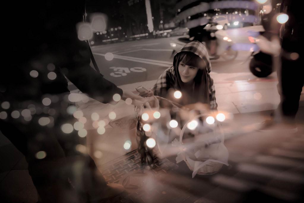 [-歪拍-]夏晴(MISO)-信義賣小女孩的火柴