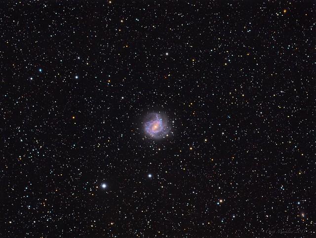 NGC-5236 Southern Pinwheel Galaxy