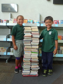 Reading Crusade at Aranui Library