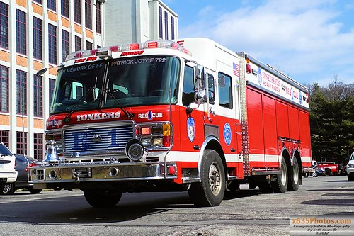 Yonkers FD Rescue 1 by Seth Granville