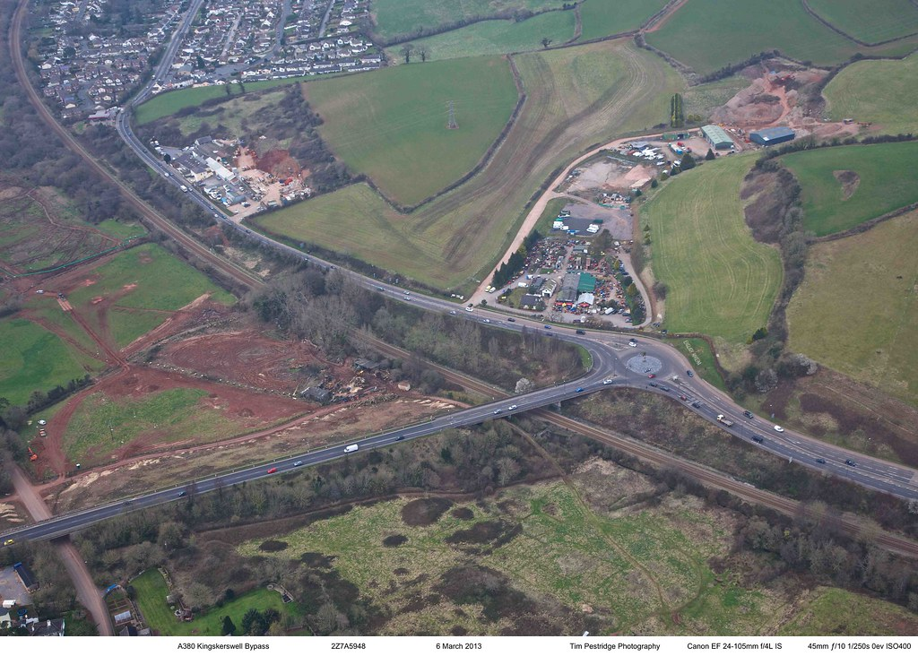 Aerial Photos 6th March 2013