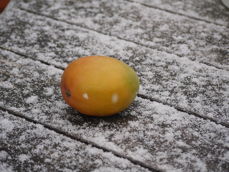 Mango puree - Mango