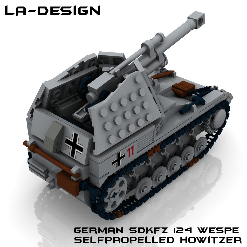 lego ww2 moc instructions