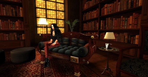 the library_018 by Kara 2