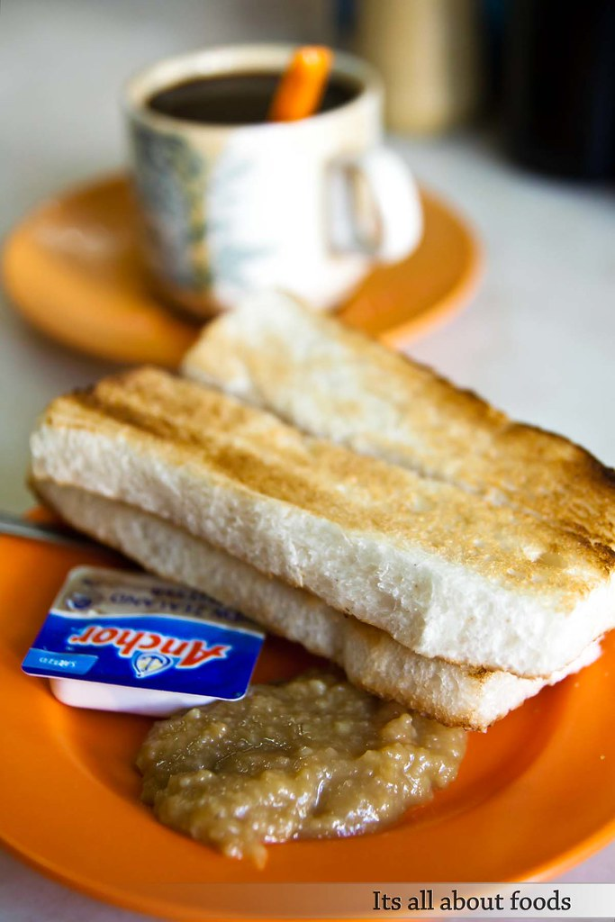 toasted-bread-with-butter-kaya