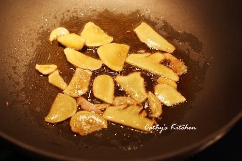 台式肉末快炒螃蟹 Crab with Minced Pork14