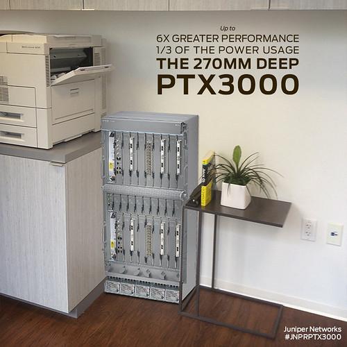 PTX3000: The World's Smallest Supercore
